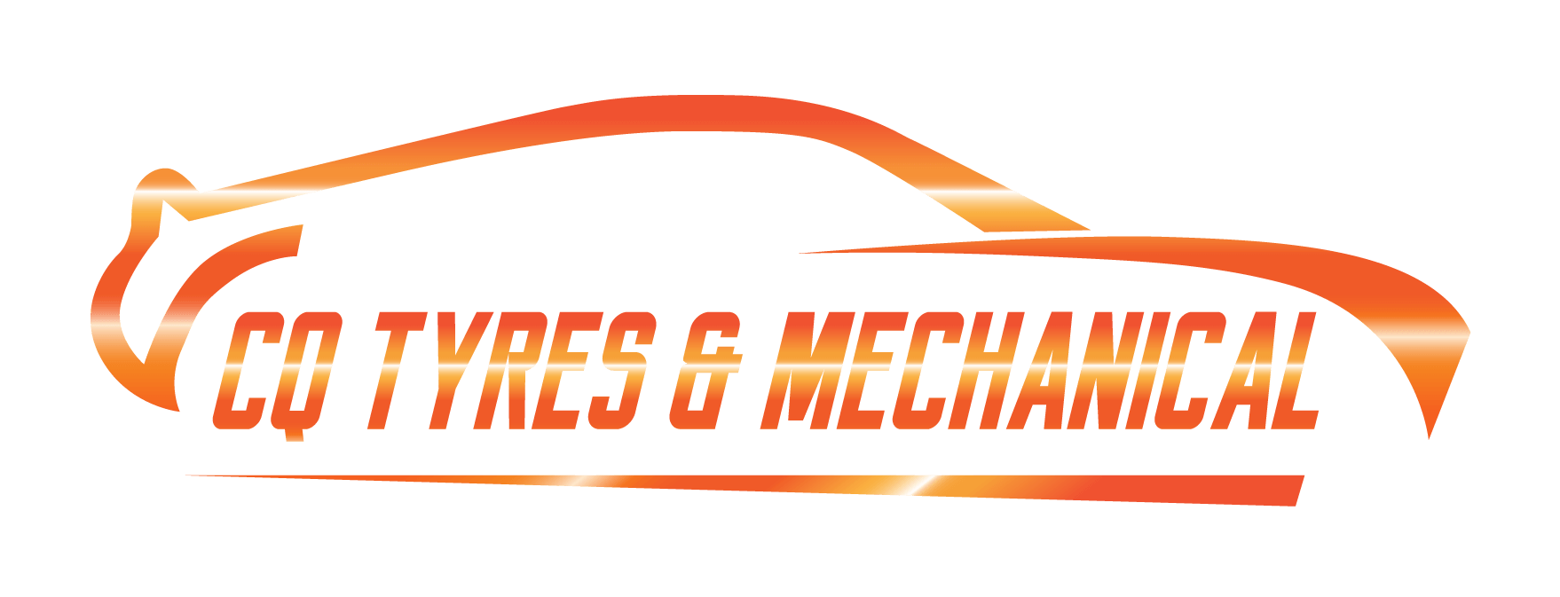 CQ Tyre & Mechanical logo
